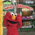 Whos Hiding Sesame Street