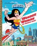 Wonder Woman Big Golden Book DC Super Friends