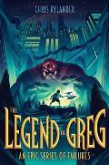 Greg 01 Legend of Greg