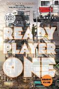 Ready Player One LARGE PRINT