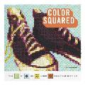Color Squared: Color, Dot, Dash, or Stamp Your Way to Awesome Pixel Art