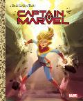 Captain Marvel Little Golden Book Marvel