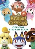 Animal Crossing Official Sticker Book Nintendo