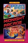 Midnight Arcade 02 Excellent Ernesto Cousins 3 Wrestlevania A Play Your Way Book