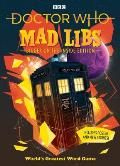 Doctor Who Mad Libs Bigger on the Inside Edition
