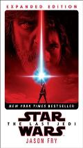 Last Jedi Expanded Edition Star Wars