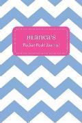 Blanca's Pocket Posh Journal, Chevron