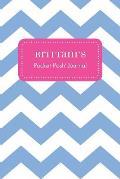 Brittani's Pocket Posh Journal, Chevron