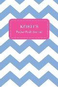 Kristi's Pocket Posh Journal, Chevron