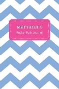 Maryann's Pocket Posh Journal, Chevron