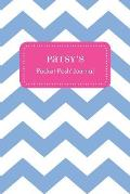 Patsy's Pocket Posh Journal, Chevron