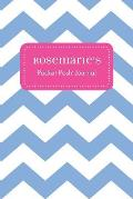 Rosemarie's Pocket Posh Journal, Chevron