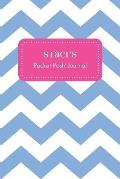 Staci's Pocket Posh Journal, Chevron