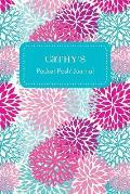 Cathy's Pocket Posh Journal, Mum