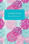 Demetria's Pocket Posh Journal, Mum