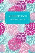 Kimberley's Pocket Posh Journal, Mum