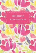Bessie's Pocket Posh Journal, Tulip
