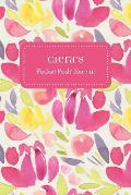 Ciera's Pocket Posh Journal, Tulip