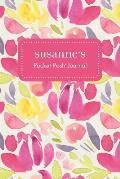 Susanne's Pocket Posh Journal, Tulip