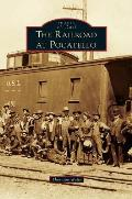 Railroad at Pocatello