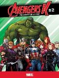 The Advent of Ultron #2