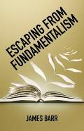 Escaping from Fundamentalism