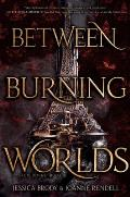 Between Burning Worlds (System Divine #2) - Signed Edition