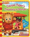 Daniel Tigers Treasury of Stories 3 Books in 1