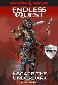 Endless Quest Dungeons & Dragons Escape the Underdark