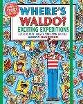 Wheres Waldo Exciting Expeditions Play Search Create Your Own Stories