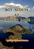 Boy Scouts at Crater Lake