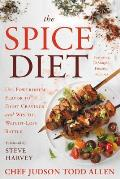 Spice Diet Use Powerhouse Flavor to Fight Cravings & Win the Weight Loss Battle