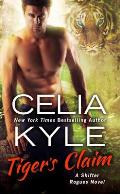 Tigers Claim A Paranormal Shifter Romance