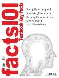 Studyguide for Integrated Advertising, Promotion, and Marketing Communications by Clow, Kenneth E., ISBN 9780133867121