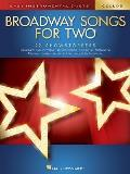 Broadway Songs for Two Cellos: Easy Instrumental Duets