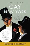 Gay New York Gender Urban Culture & the Making of the Gay Male World 1890 1940
