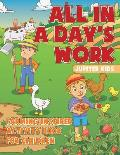 All In A Day's Work - Farming-Inspired Activity Book for Children