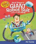 Buck Denver's Giant Robot Suit: A Lesson in Friendship