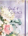 Grit & Grace: A 365-Day Devotional Journal