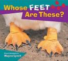 Whose Feet Are These