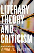 Literary Theory & Criticism An Introduction