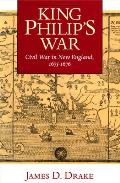 King Philips War Civil War In New Englan