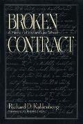 Broken Contract: A Memoir of Harvard Law School
