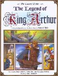 Legend Of King Arthur A Young Readers