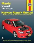 Mazda3 2004 Thru 2011