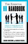 Essential HR Handbook A Quick & Handy Resource for Any Manager or HR Professional