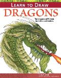 Learn to Draw Dragons Exercises & Patterns for Artists & Crafters