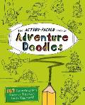 Action Packed Book Of Adventure Doodles