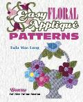 Easy Floral Applique Patterns