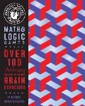 Sherlock Holmes Puzzles: Math and Logic Games: Over 100 Challenging Cross-Fitness Brain Exercises